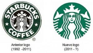 IEDGE. Nuevo logo de Starbucks