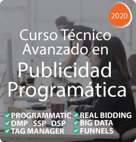 Curso Técnico en Publicidad Programática I IEDGE Business School