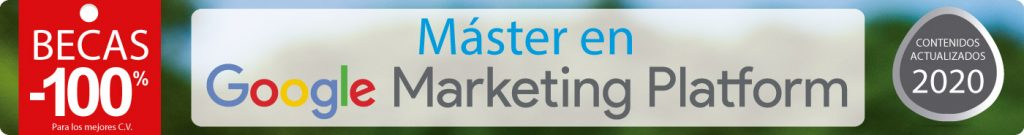 Máster en Google Marketing Platform I IEDGE Business School