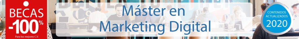 Máster en Marketing Digital I IEDGE Business School