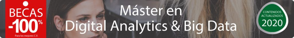 Máster en Digital Analytics & Big Data I IEDGE Business School