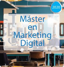 Máster en Marketing Digital I IEDGE Business School