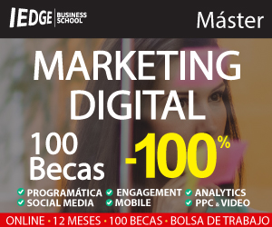 BECAS 100% en el Máster en Marketing Digital