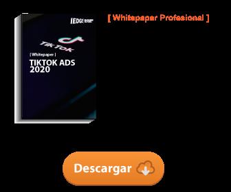 IEDGE | Whitepaper TikTok Ads