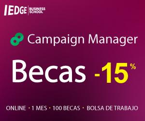 IEDGE I Curso Práctico de Campaign Manager