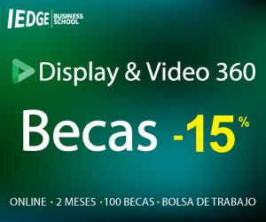 IEDGE I Curso Práctico de Display & Video 360