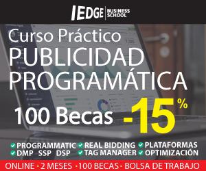 IEDGE | Curso Práctico en Publicidad Programática
