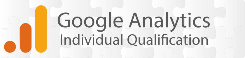 IEDGE | Google Analytics Individual Qualification