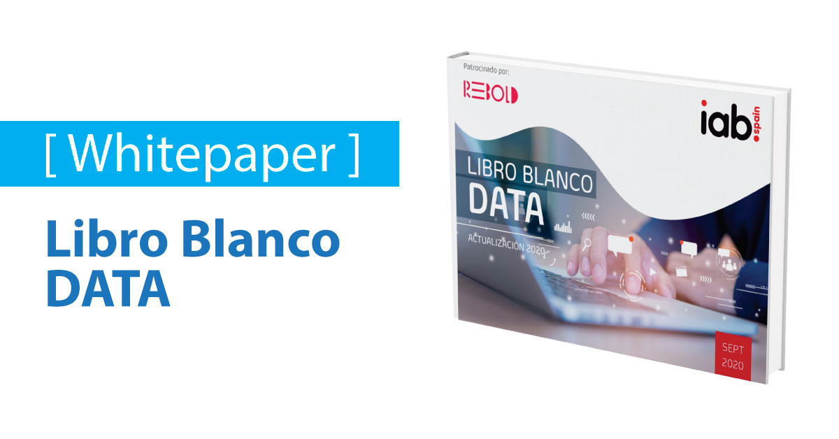 Libro blanco de Data 2020 [ Whitepaper ]