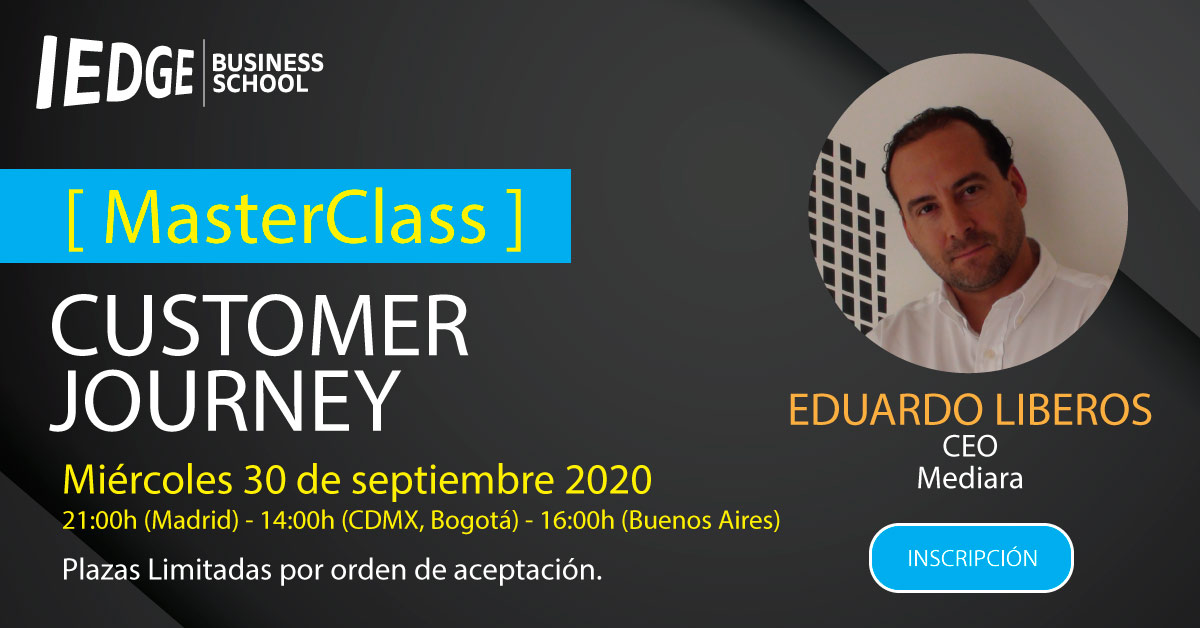 Webinar de Customer Journey 2020