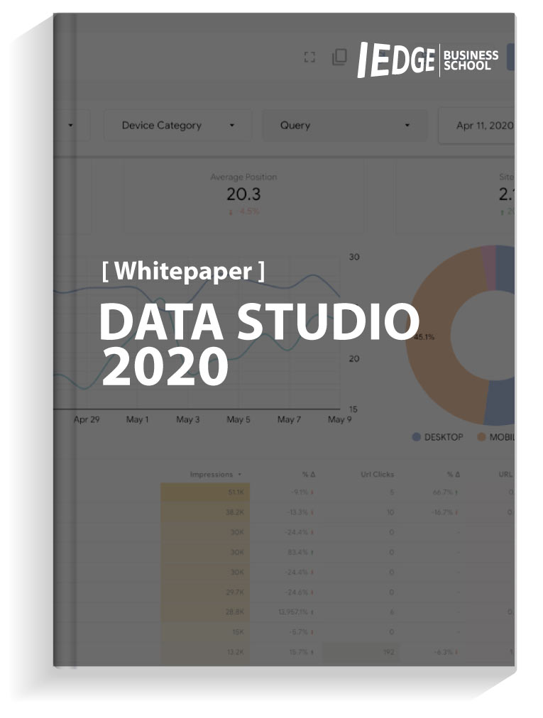 IEDGE | Whitepaper Data Studio
