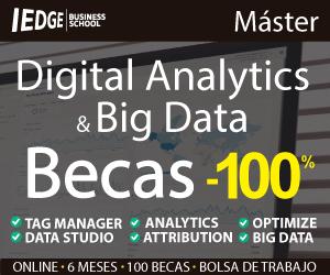 Máster en Digital Analytics & Big Data