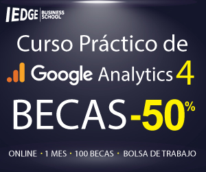 IEDGE | Curso Práctico de Google Analytics 4