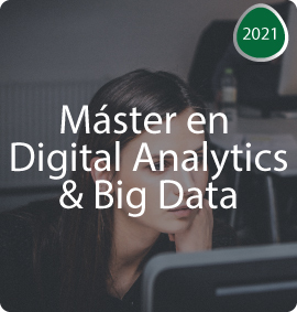 Máster en Digital Analytics & Big Data | IEDGE Business School